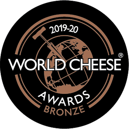 World Cheese Awards 2019-2020 Bronze